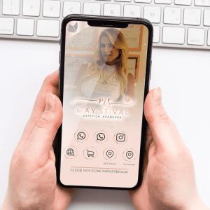 cartão digital - dudi creative