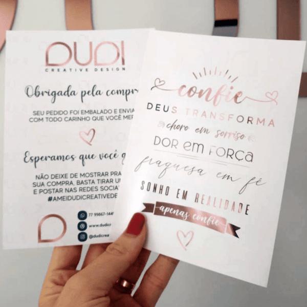 cartão agradecimento- dudi creative